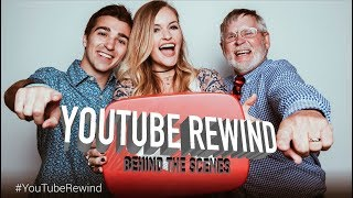 I'M IN YOUTUBE REWIND!!! BEHIND THE SCENES VLOG