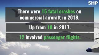 Aviation safety  - 2018 review