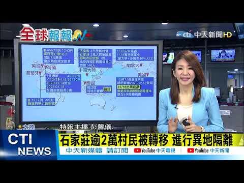 【全球報報】20210113 克拉夫特不來台灣了!北京恐病毒竄入!