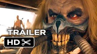 Mad Max: Fury Road Comic-Con Trailer (2015) – Tom Hardy Post-Apocalypse Movie HD
