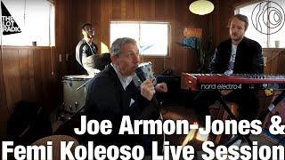 Joe Armon-Jones & Femi Koleoso Live Session