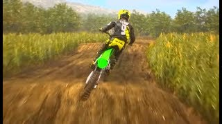 Supercross The Game 2 - New Gameplay - PS4 / XBOX ONE / PC