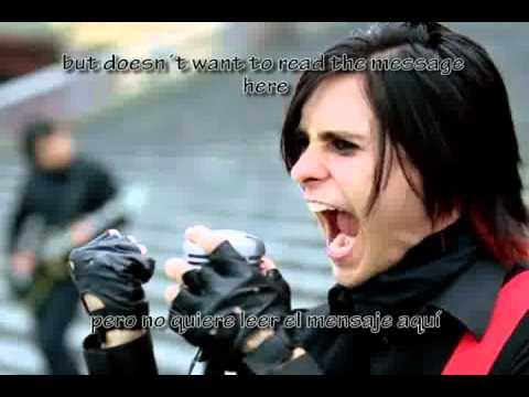 30 Seconds To Mars - From Yesterday Subtitulada en Ingles y Español
