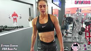 Determined Ep. 6 May 11-12, 2018. Joe Therapy, Iron Religion Gym, Ashley's Show