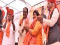 Sadhvi Pragya files papers in Bhopal, links Hindutva with development