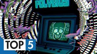 TOP 5 - Děsivých herních mýtů a teorií