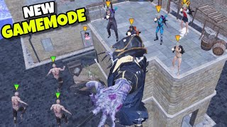 NEW GAME MODE!!! | INFECTION MODE GAMEPLAY | PUBG MOBILE