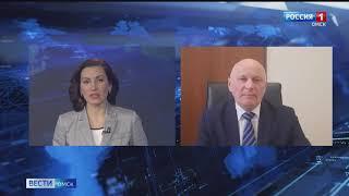 Эксклюзивное интервью Николая Дрофы для телеканала «Россия-1»
