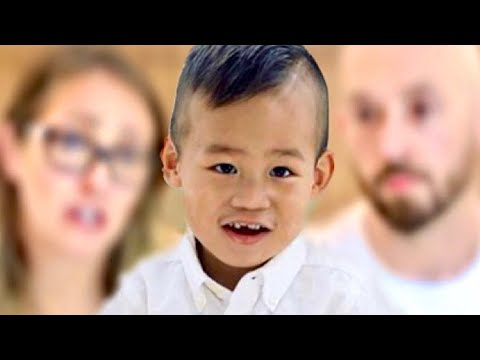 Myka Stauffer RETURNS Her Adopted Chinese Son