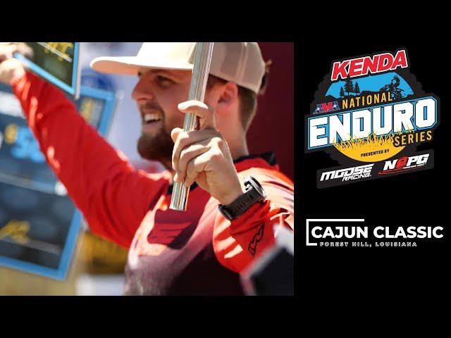 AMA National Enduro USA 2021 | Cajun Classic National