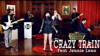 Crazy Train - Ozzy Osbourne (Motown Style Cover) ft. Jennie Lena