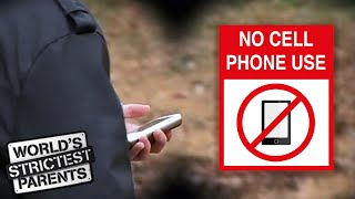 Phones Not Allowed in This House! | World's Strictest Parents