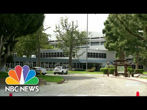 California Town Pushes Back Against Planned Coronavirus Quarantine Center | NBC Nightly News