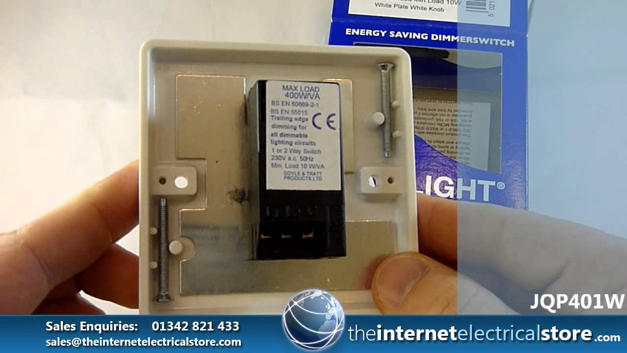 maxresdefault  Way Light Switch With Dimmer Wiring Diagram on