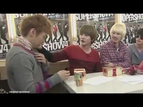 Kyumin is real (Kyuhyun and Sungmin)