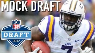 2017 First Round NFL Mock Draft    Version 1.0