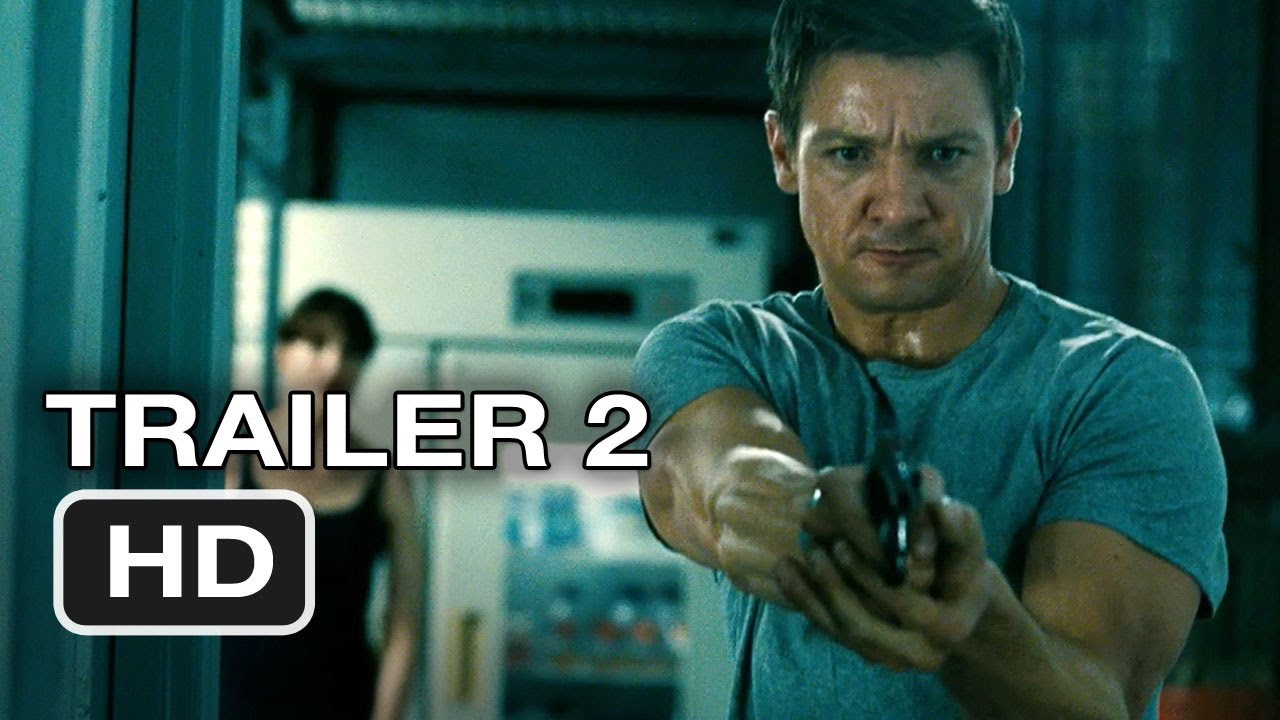 The Bourne Legacy Official Trailer #2 (2012) Jeremy Renner ...