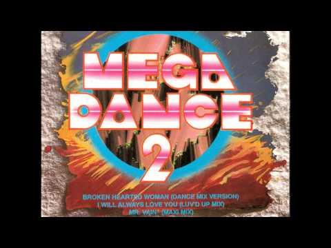 Broken Hearted Woman (Dance Mix Version) - Jessica Jay