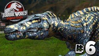 The Suchomimus! - Jurassic World Operation Genesis   Jurassic Month