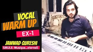Vocal Exercise 1 | Beginners | Warmup | Classical Music | Best for all | #RiyazWithJd