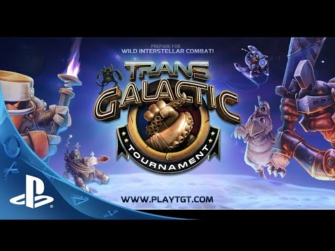Trans-Galactic Tournament Video Screenshot 1