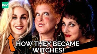 How The Sanderson Sisters Became Witches!: Disney's Hocus Pocus Theory