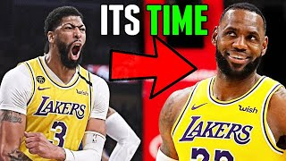 This Changes EVERYTHING! HUGE LEBRON JAMES INJURY UPDATE FOR THE LOS ANGELES LAKERS!