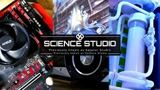 LIVE Q&A   Ask Me Anything! - Science Studio After Hours #13