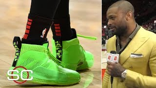 PJ Tucker rates the best sneakers of the 2019 NBA Conference Finals   Hoop Streams