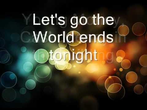2012 (It Ain't The End) Jay Sean ft. Nicki Minaj Full Lyrics