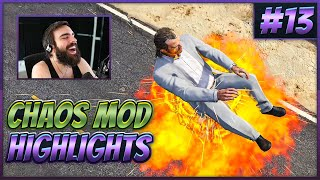 The BEST of Expanded and Enhanced GTA 5 Chaos Mod! - #13