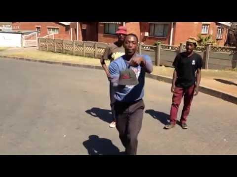 Ulični izvođači u Južnoj Africi