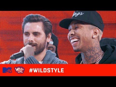 Wild 'N Out   Tyga & Scott Disick Can't Escape the Kardashian Cracks   #Wildstyle