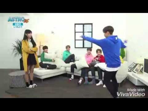 Astro Rocky -cute and funny moments^^