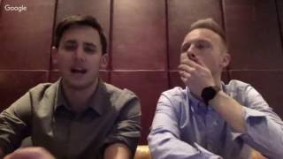 """La La Land"" lyricists Benj Pasek and Justin Paul dish creating songs for original movie musical"