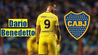 Darío Benedetto [Rap] Everest  | Boca Juniors | Mejores Jugadas y Goles | Crack 2018 | HD1080p