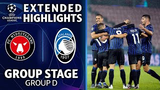 FC Midtjylland vs. Atalanta: Extended Highlights | UCL on CBS Sports