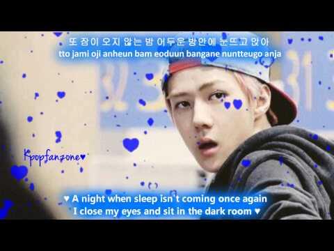 EXO My Turn To Cry [Eng Sub + Romanization + Hangul] HD