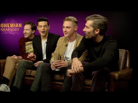 BOHEMIAN RHAPSODY Stars On R-Rated Cut and