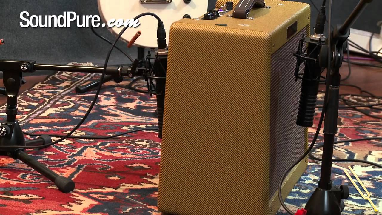 how to mic an electric guitar amplifier youtube. Black Bedroom Furniture Sets. Home Design Ideas