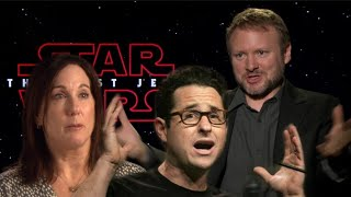 JJ Abrams Confirms Kathleen Kennedy Had NO PLAN For The Sequel Trilogy