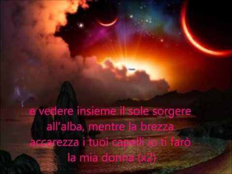 j alvarez - junto al amanecer (traduzione in italiano)