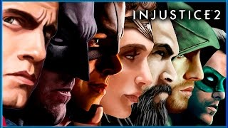 Injustice 2 - Pelicula Completa Español Latino HD 1080p | HISTORIA COMPLETA (La Liga de la Justicia)
