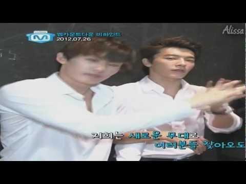 ENG Donghae making Eunhyuk (the troll) stop - EunHae
