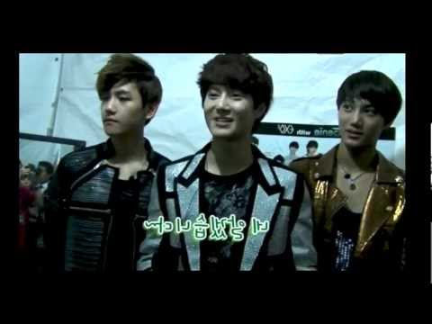 120604 EXO-K - Kai & Suho Funny Cut