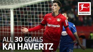 Kai Havertz - All Goals so far