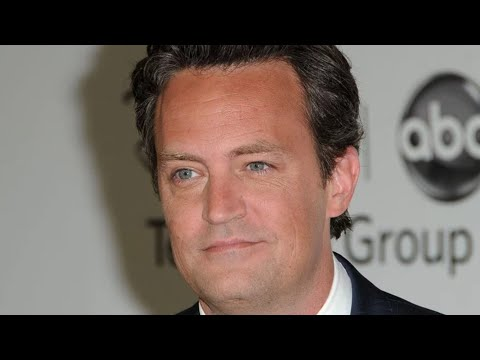 Matthew Perry Made Things Uncomfortable On The Friends Reunion