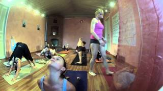 Repeat youtube video Basia Lipska- Mysore Class part1