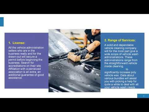 7 TIPS FOR CHOOSING THE BEST CAR WASH IN DUBAI