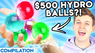 Top 5 INSANE LANKYBOX PRODUCTS! (Moon Shoes, Rainbow Fire, Hydro Balls, Money Soap, & MORE!)
